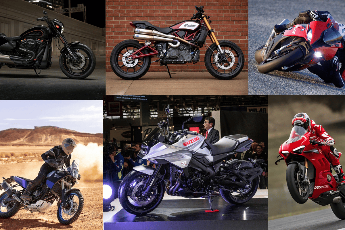 New Atlas presents: our favorite new production motorcycles of 2018