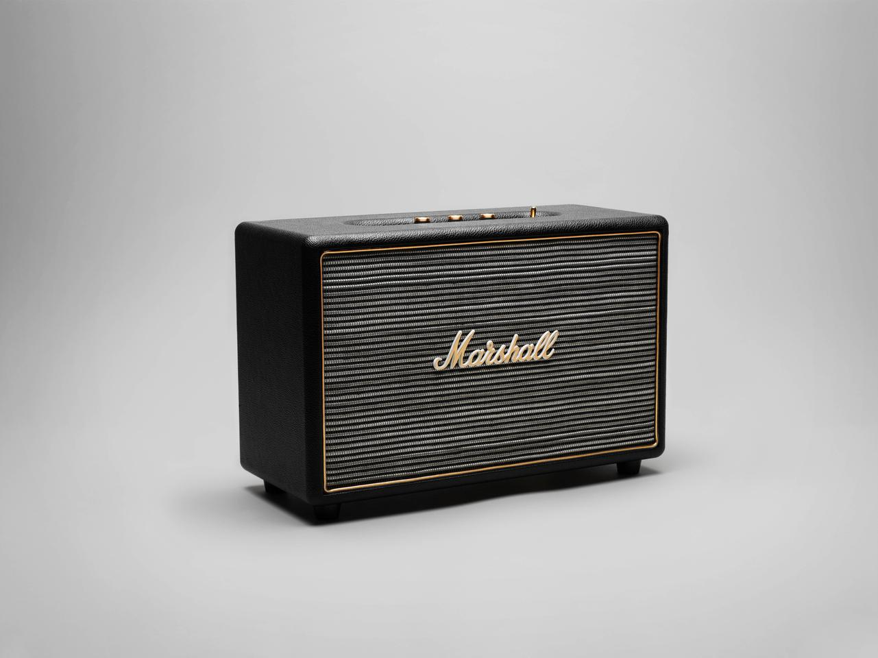 Marshall's new Hanwell active loudspeaker is named after the Father of Loud's very first shop in London