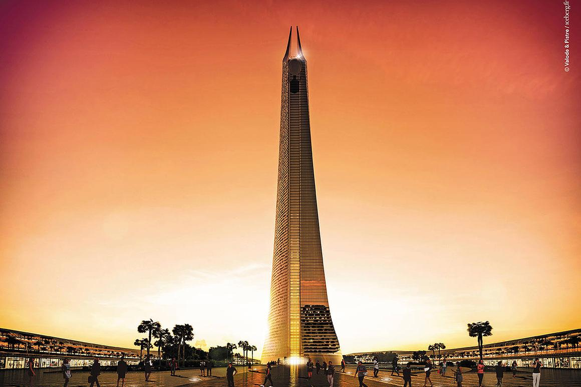 Work on the Al Noor Tower is due to begin in June, 2015