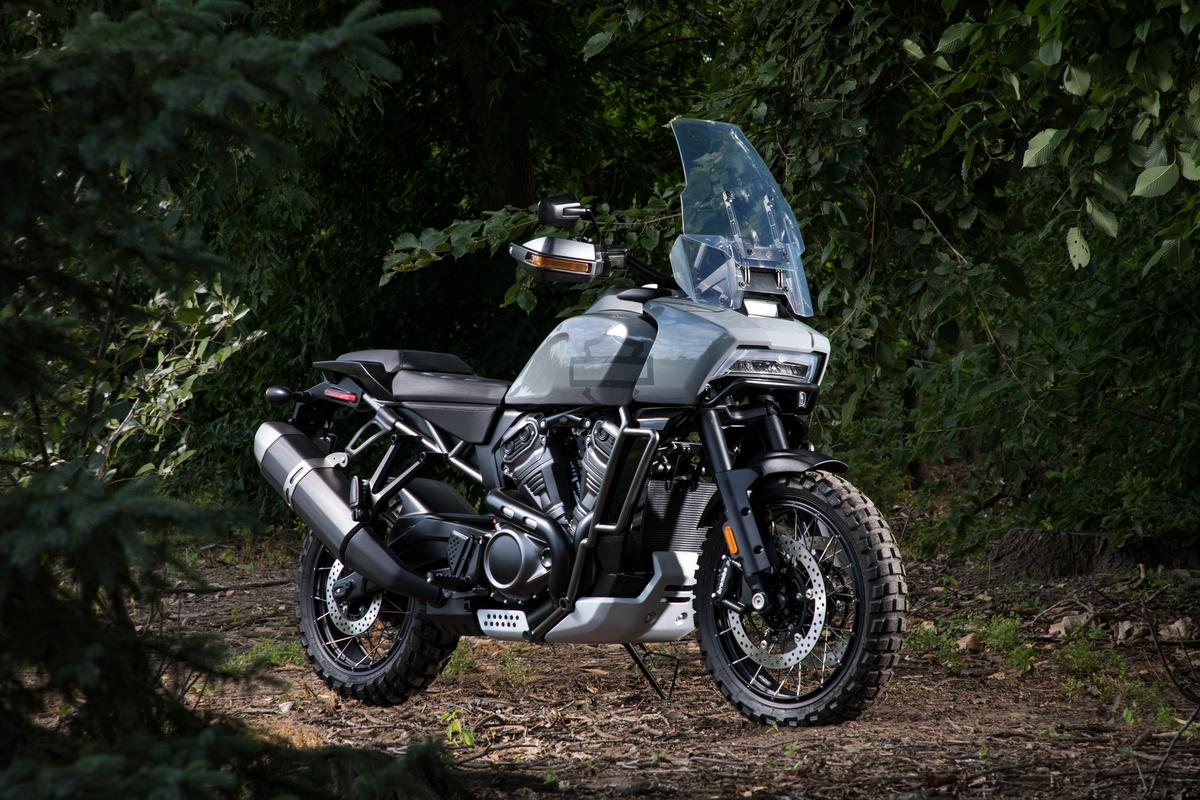Harley-Davidson will launch its first adventure bike in 2020, the Pan America 1250