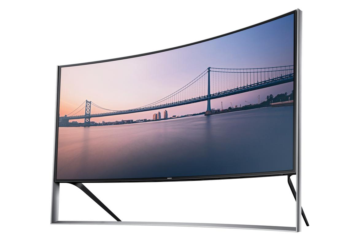Samsung's UN105s9W is now available for pre-order in the US for US$120,000