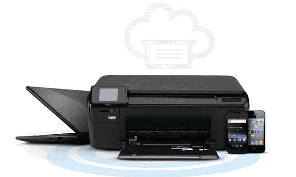To print from a Chromebook you need to set up Google Cloud Print