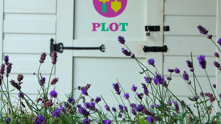 "Plot is an ""on-demand"" garden in Manchester, UK, that can be booked for an hour at a time"