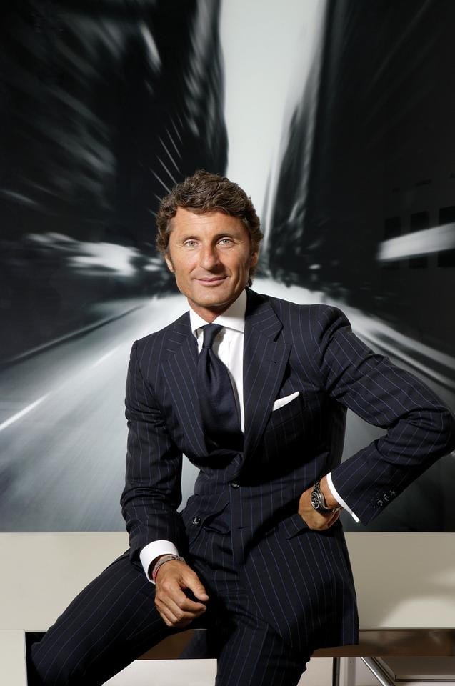 """""""We also now have a presence, supported by a solid factory that produces high quality parts, as well as a state of the art design and R&D department that is producing unique, world class cars"""" (Photo: Lamborghini)"""