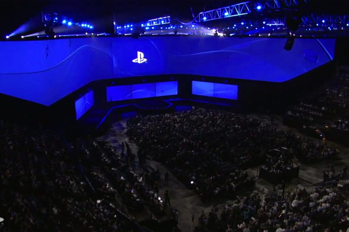 Sony focused on software at its E3 2015 press event
