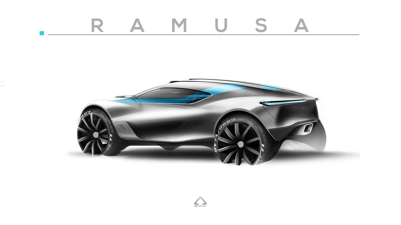 Camal Ramusa sketch