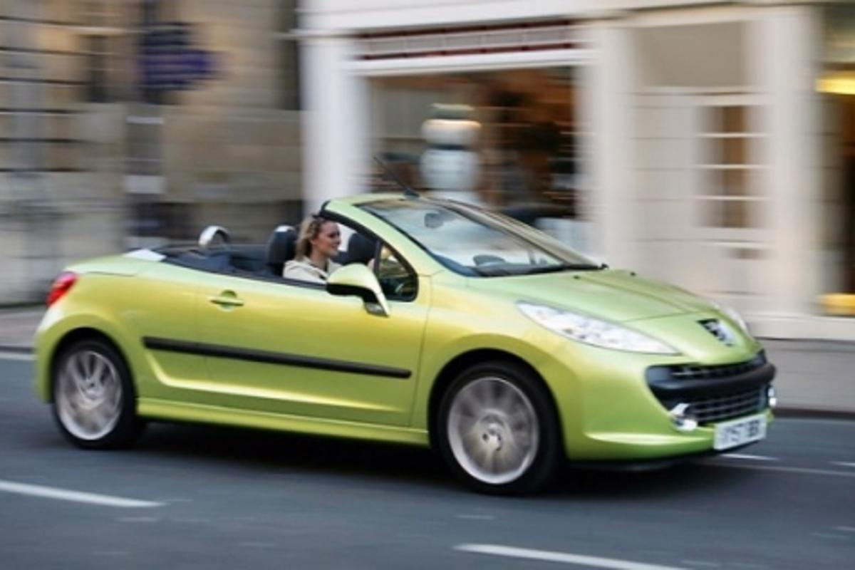 The Peugeot 207