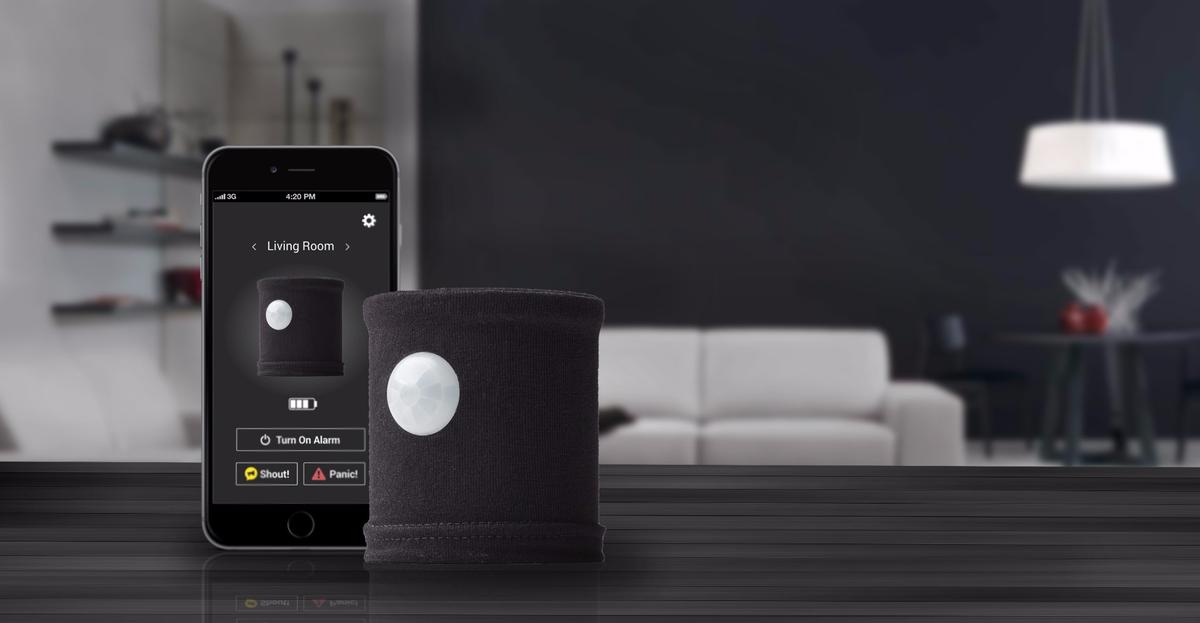 The app-controlled Fynoti promises home security on the cheap