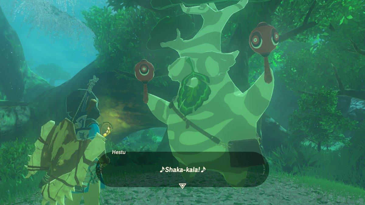 How To Get The Master Sword In Breath Of The Wild