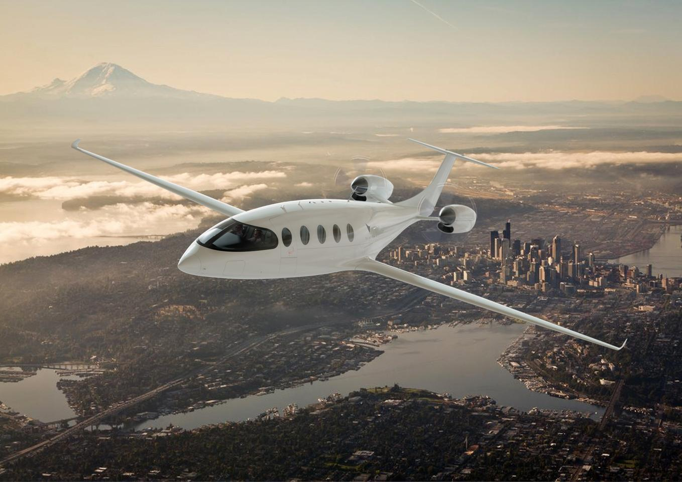 Eviation hopes to fly its Alice electric plane for the first time this year
