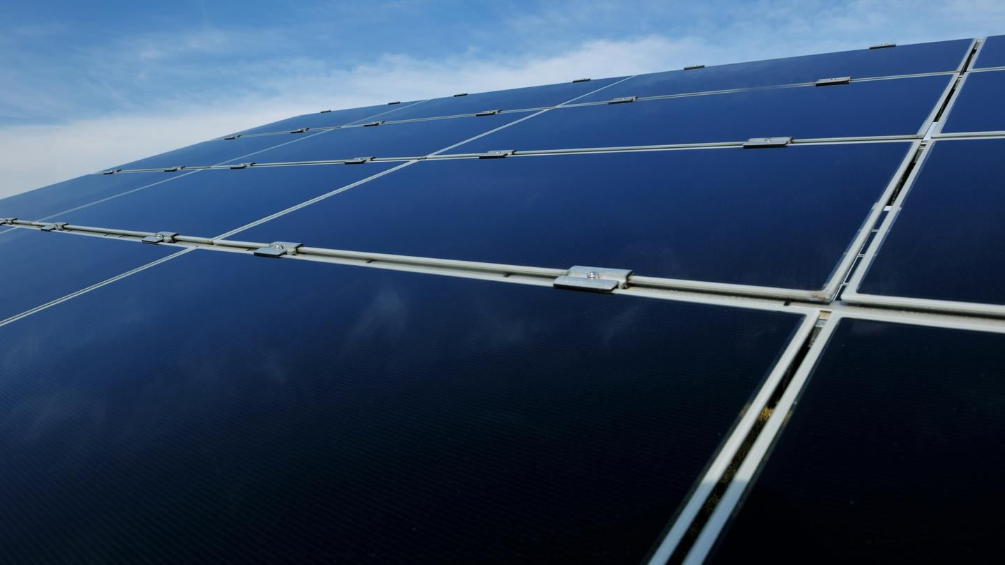 Researchers at Princeton University have converted CO2 into formic acid by using an electrochemical cell powered by a commercially available solar panel (Photo: Shutterstock)