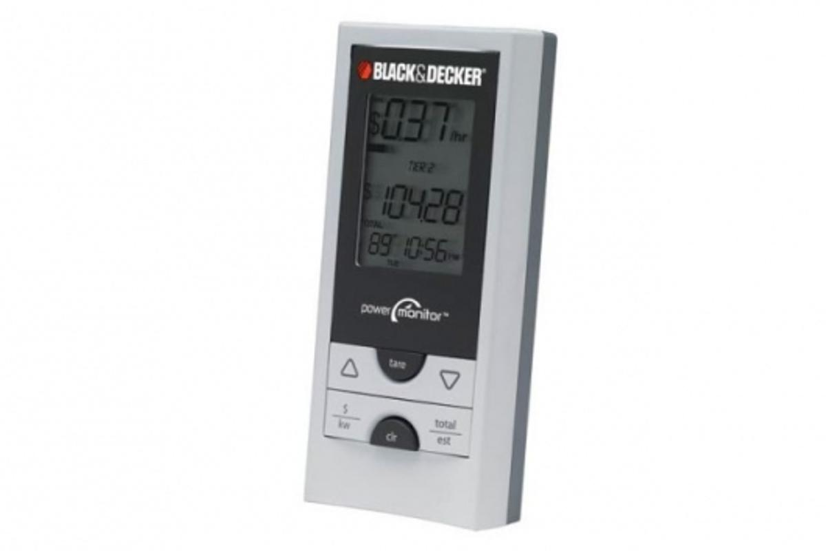The Black & Decker Power Meter