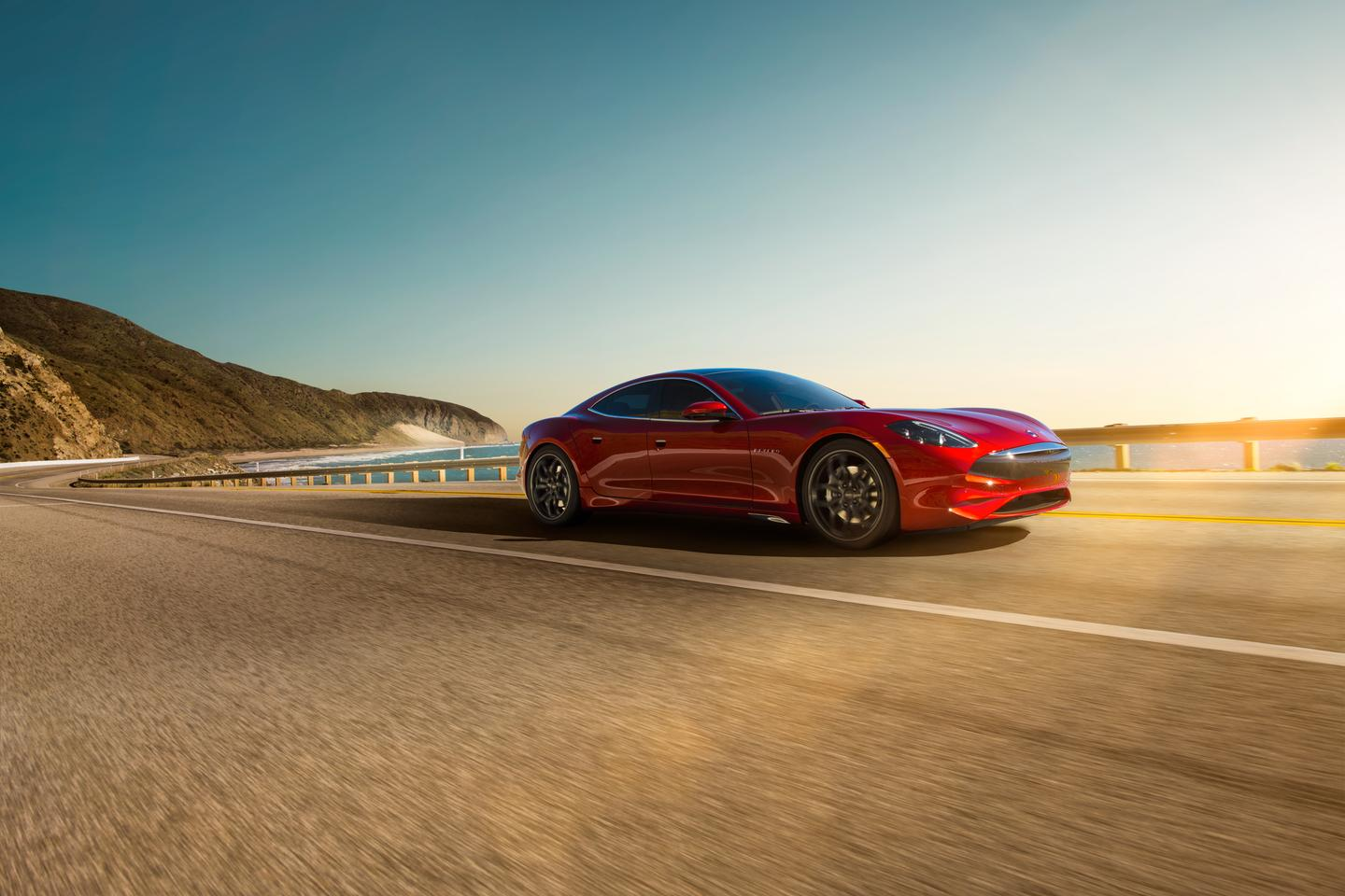 Sennheiser has installed a special version of its Ambeo immersive sound technology into a Karma Revero GT, and will showcase the system during Moterey Car Week