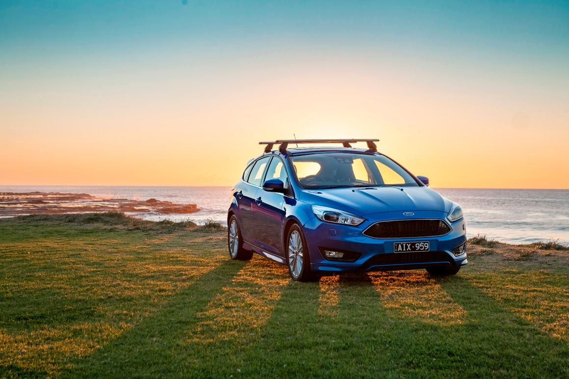 The 2016Ford Focushas taken a leap forward in visual sophistication