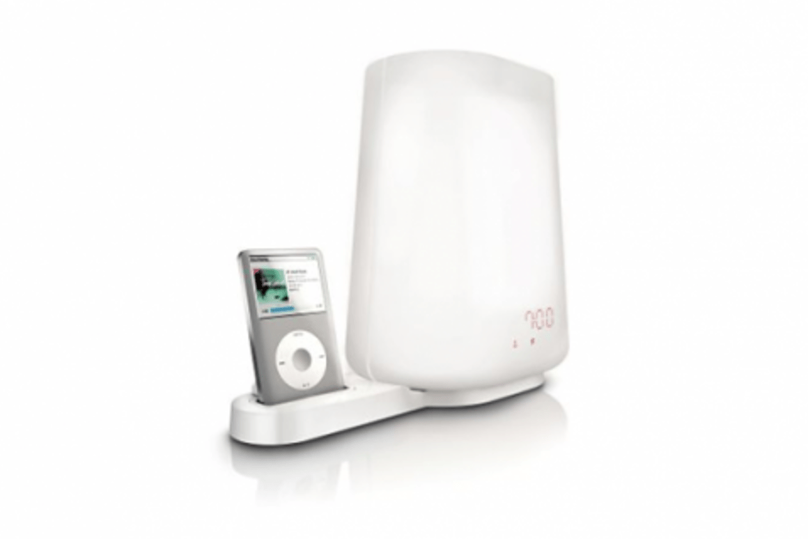 Philips Wake-up Light HF3490