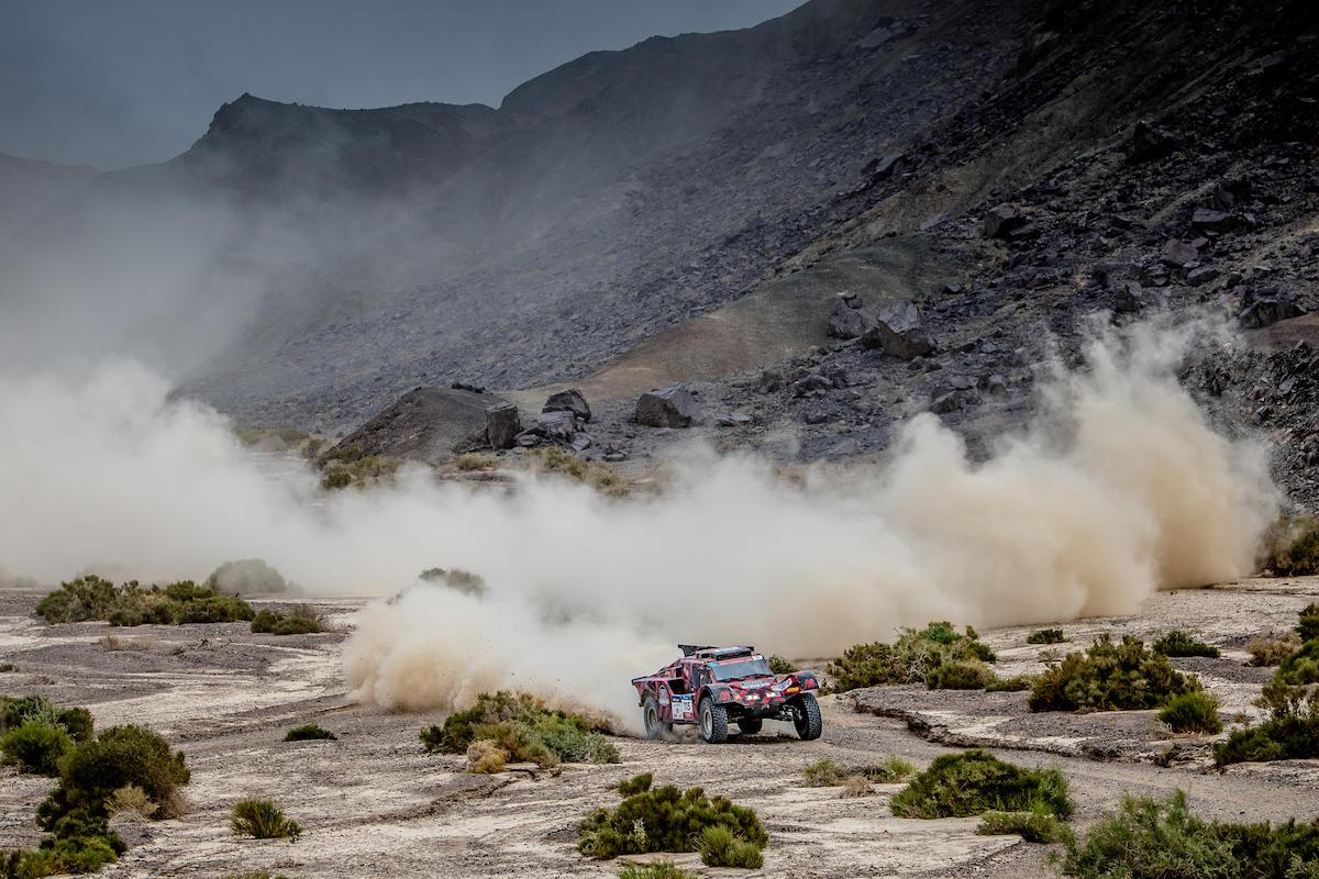 Check out some of the best shots from the Silk Way Rally