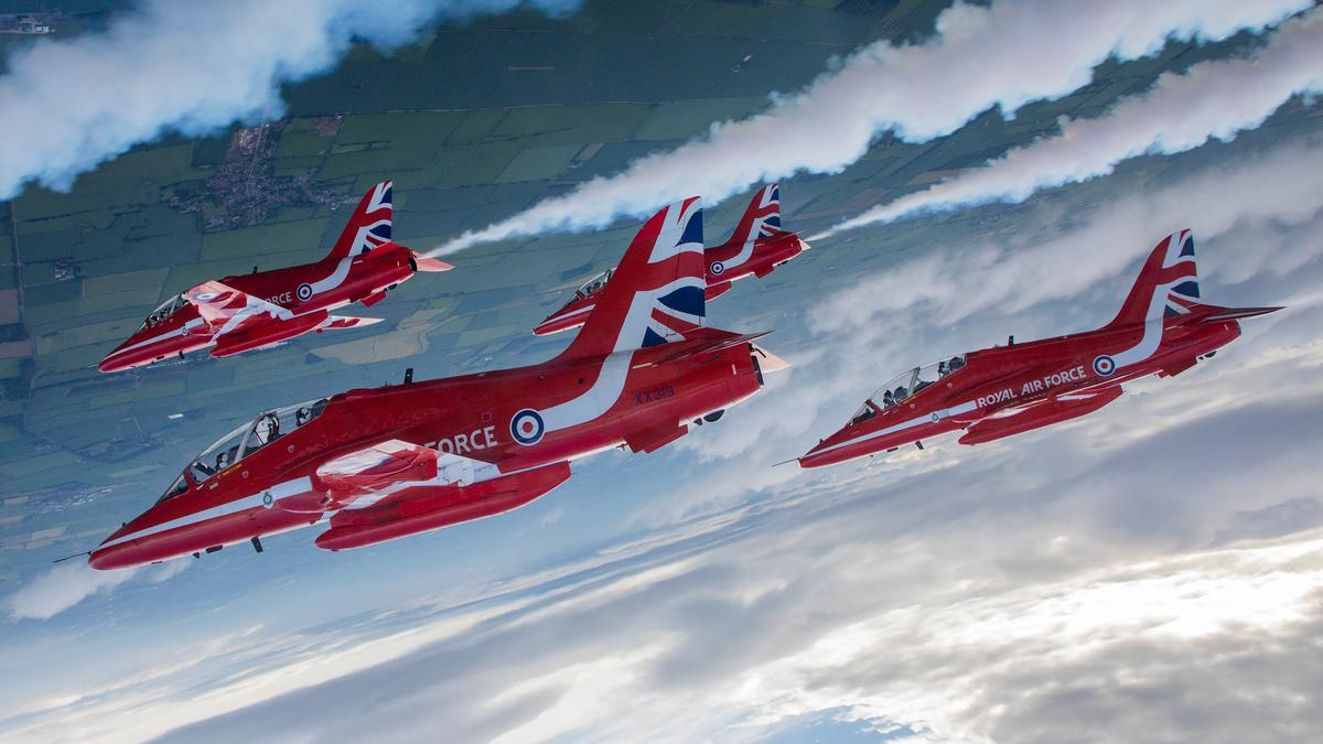 2019 Royal Air Force Photographic Competition winners