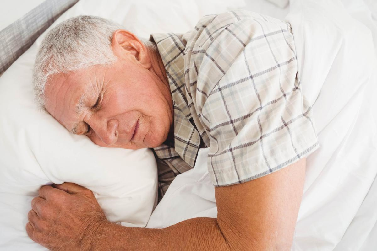 New research suggests a deteriorating memory as we agecould be due to our brainwaves falling out-of-sync while we are sleeping