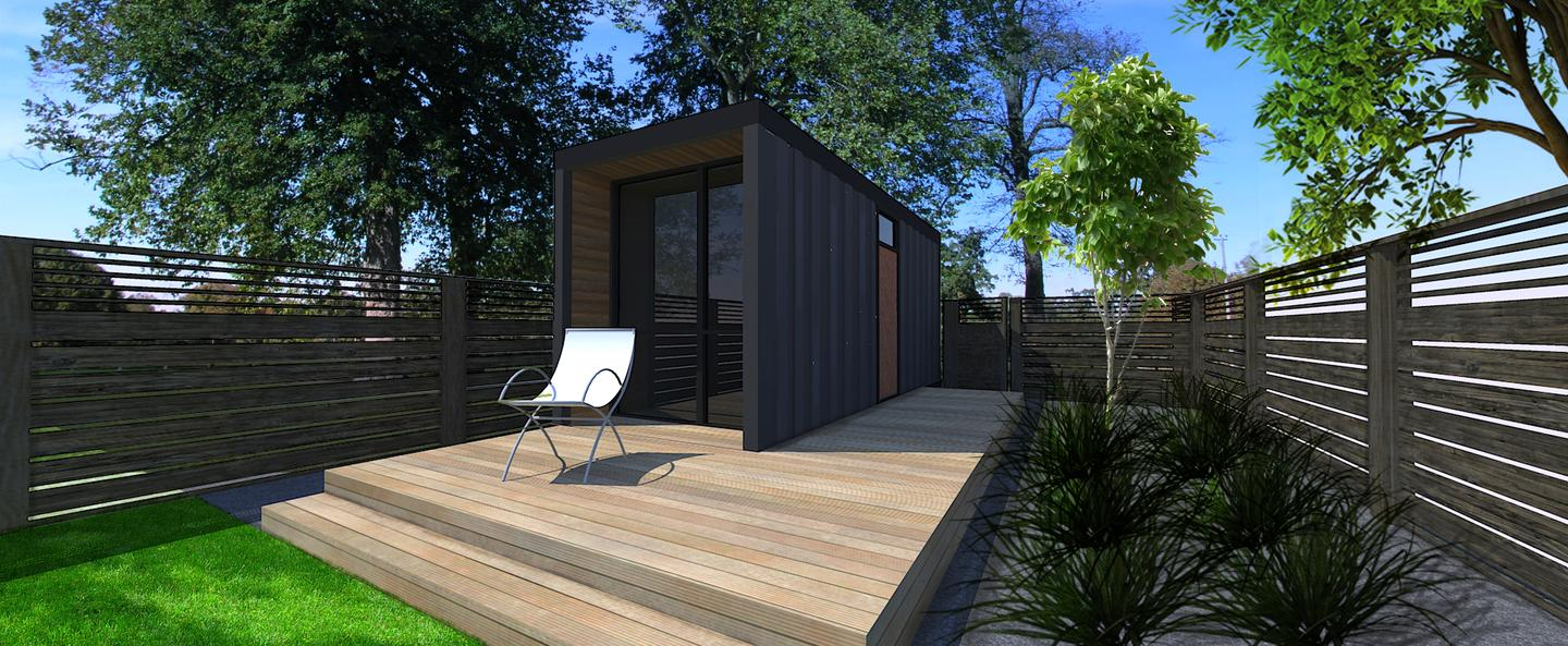 H01 is envisioned as an additional bedroom and has a total floorspace of 144 sq ft (13 sq m)