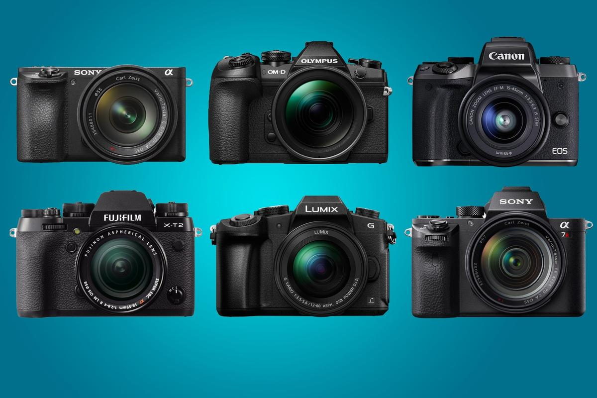 New Atlas looks at some of the best mirrorless cameras available in 2016