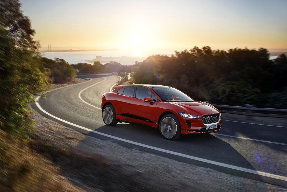As the first all-electric production vehicle from the luxury automaker, the Jaguar I-Pace boasts some specs that will rival somelong-range electric cars