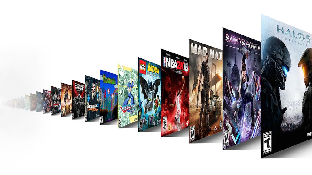 Microsoft has announced the Xbox Game Pass, a subscription service that allows users access to over 100 Xbox One and Xbox 360 games