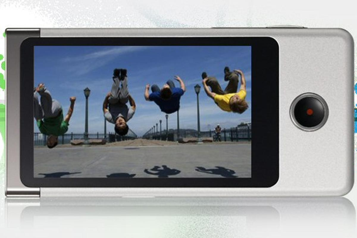 Sony has announced a touchscreen version of its Bloggie pocket video camera which can record to full HD and is capable of 12.8 megapixel stills