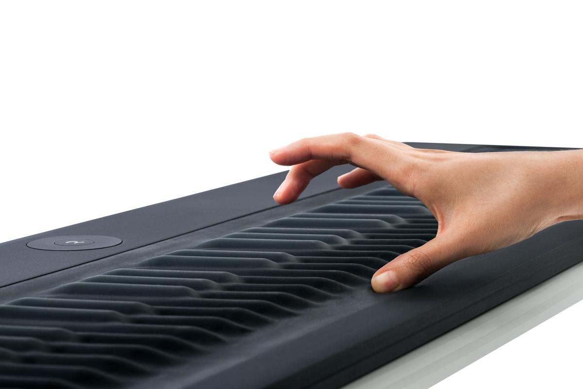 The Seaboard GRAND from ROLI