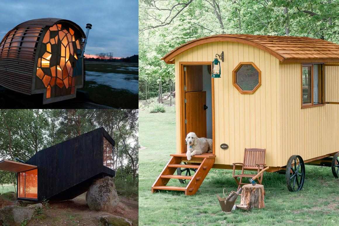Top tiny homes: Increasing numbers of people are choosing to embrace simple and inexpensive living in homes with a small physical (and carbon) footprint