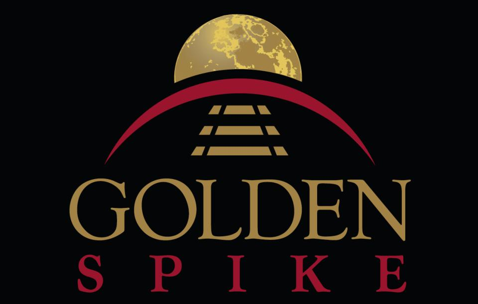Golden Spike logo