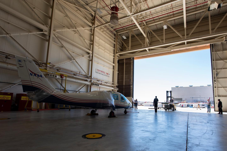 NASA's X-57 Maxwell