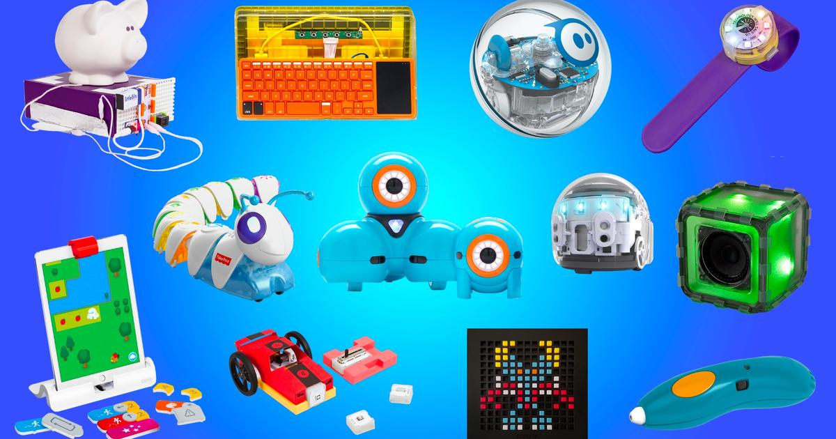 The 12 best educational tech toys for Christmas 2016