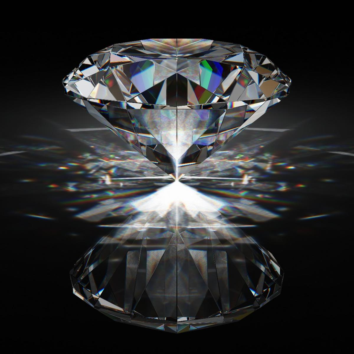 The new technology turns diamonds into nuclear batteries that can last thousands of years
