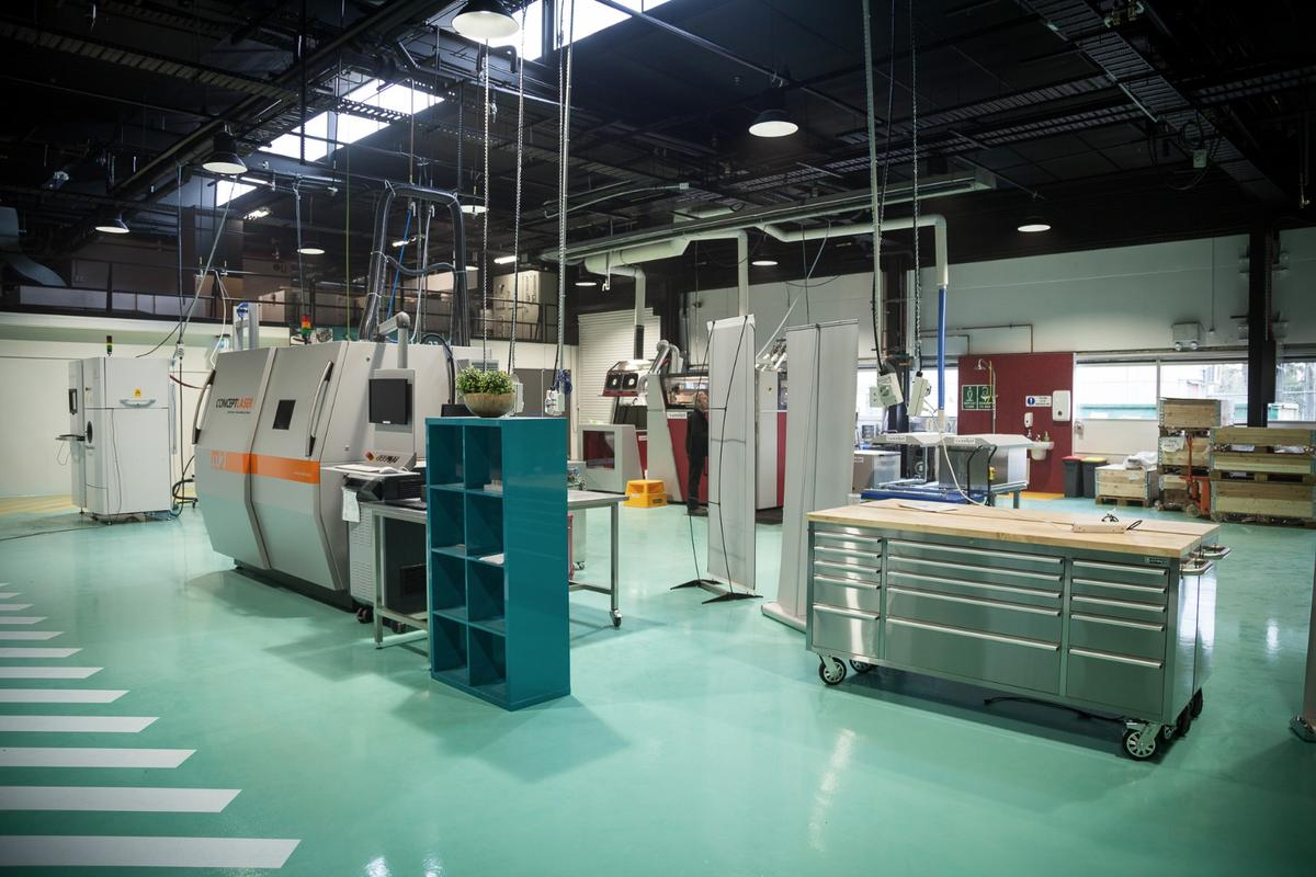 CSIRO Lab 22: making millions of dollars' worth of 3D printing equipment available to local business