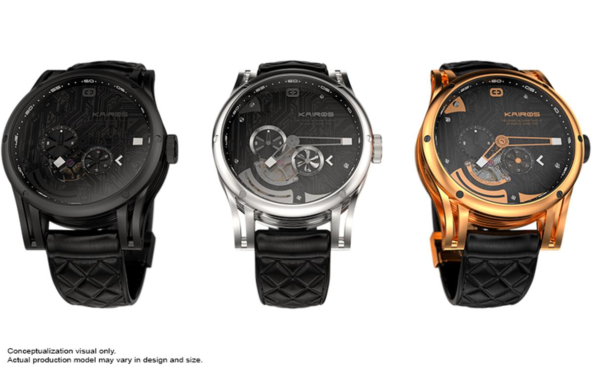 The MSW 115 watches
