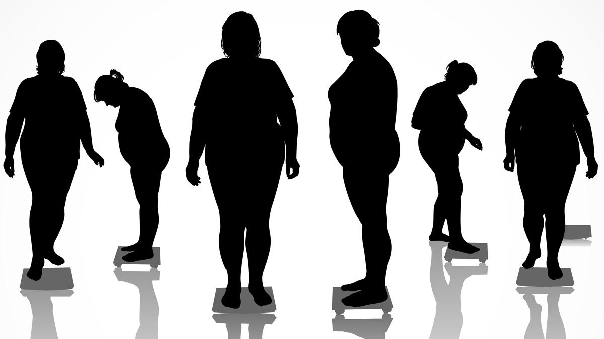A genetically-inherited microbe naturally found in the gut that is more common in thin people may pave the way for personalized probiotic therapies for obesity-related diseases (Image: Shutterstock)