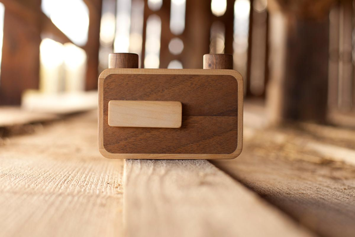 The ONDU 135 Pocket Pinhole camera is the baby of the ONDU Pinhole Camera line