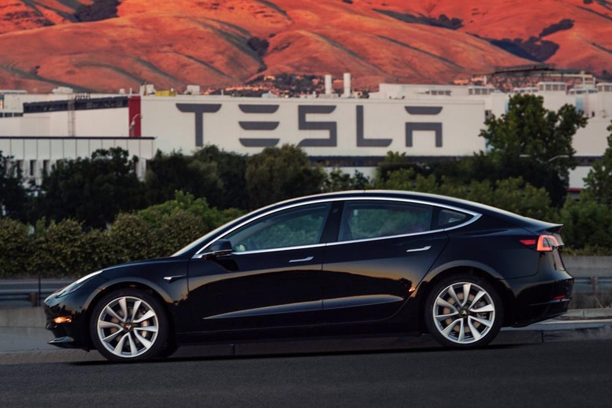 Tesla's Model 3