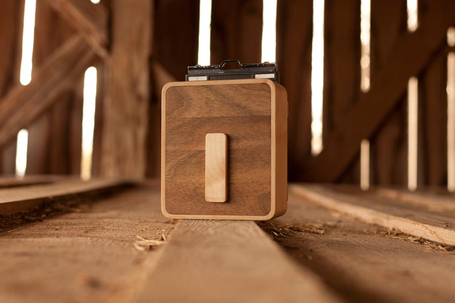 The ONDU Sliding Box Pinhole camera