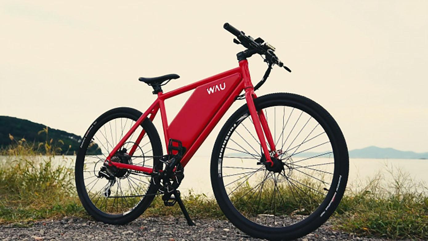 Wau is a basic e-bike, loaded with features, for an impressive price