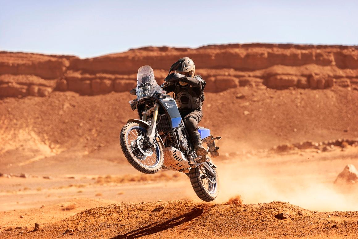 Yamaha's Ténéré 700 isa middleweight adventure machine for people who really want to go off-road