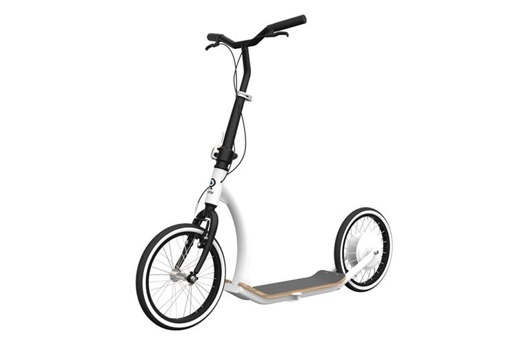 The Smart Ped weighs in at 11 kg (24 lb)