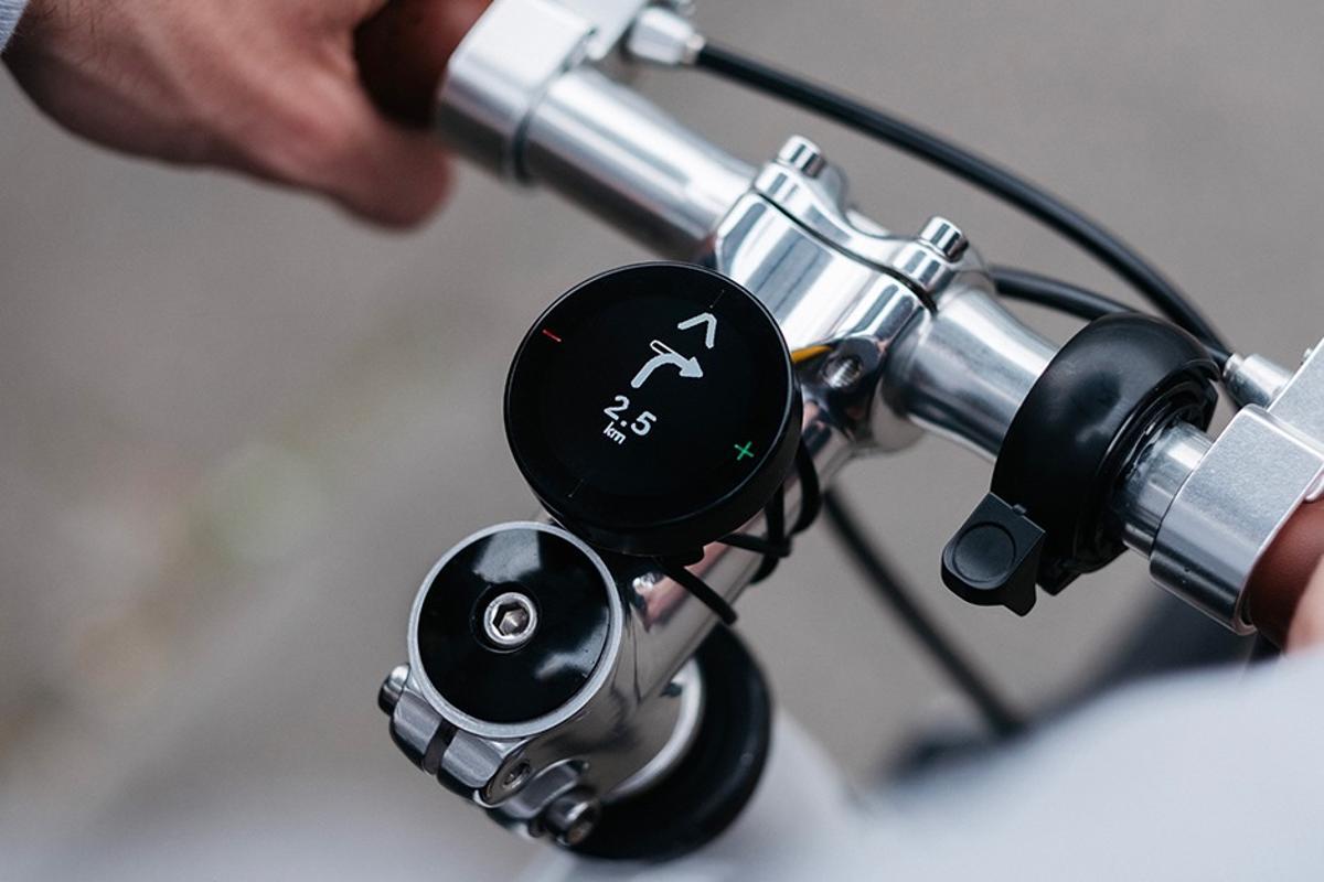 The Beeline Velo 2 is currently on Kickstarter