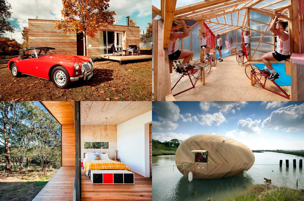 Gizmag's Top 10 off-grid homes