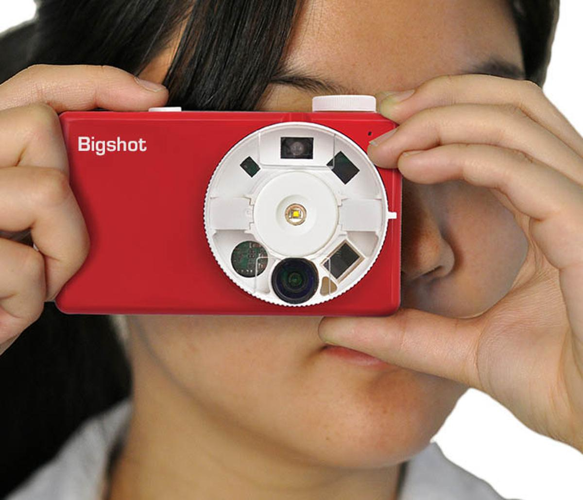 The Bigshot DIY camera kit from Kimera LLC