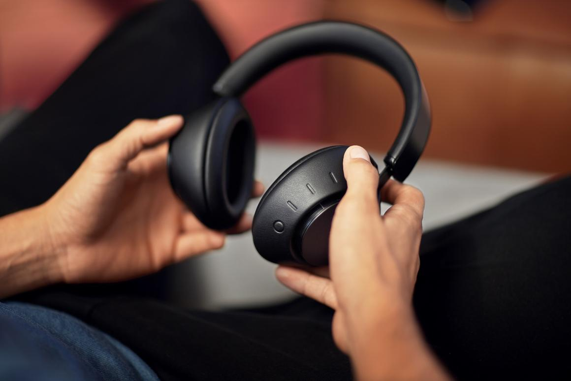 Dolby has released its first consumer product in Dolby Dimension, a pair of wireless noise-cancelling headphones