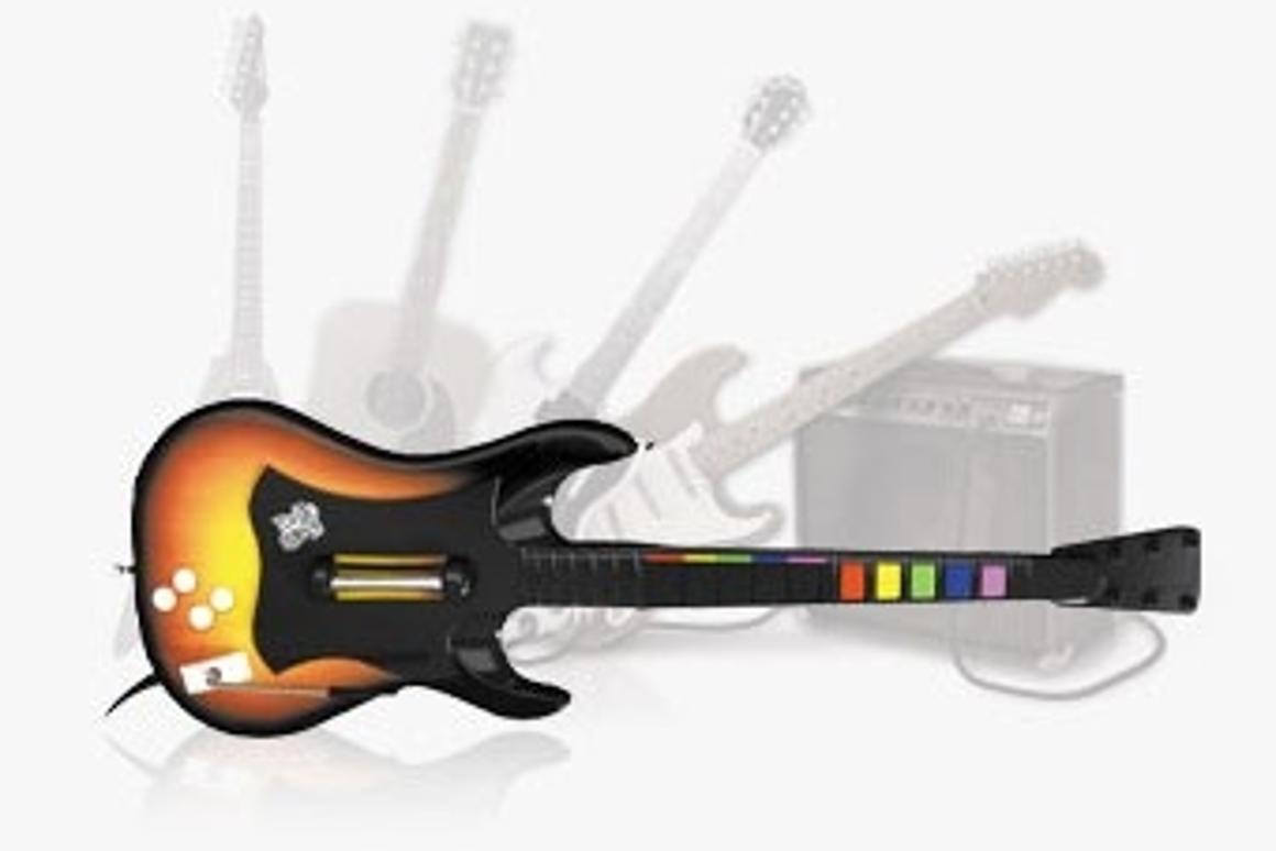 MAGIX Music Maker RockStar for PS2: lets you become your own rock star