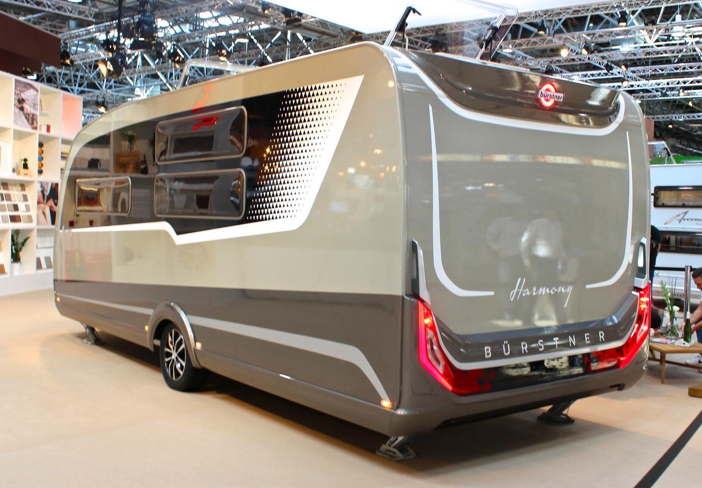 BürstnerHarmony 3 concept caravan