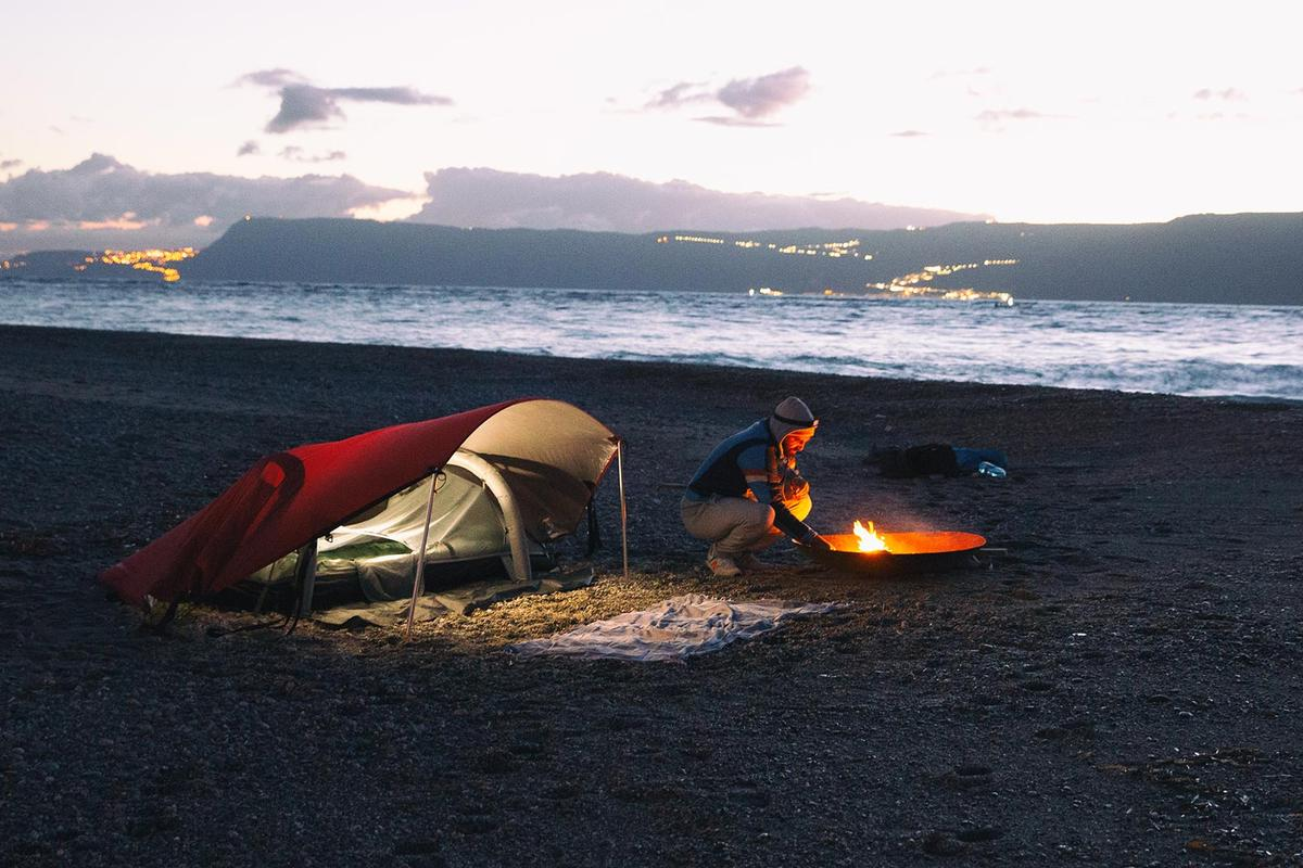 Crua Outdoors is currently raising funds on Kickstarter for its Modus camping system