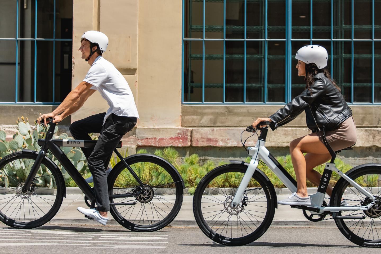 Bird rides into the consumer ebike space with a step-through and a step-over m